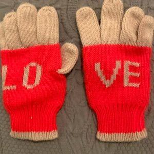 Old Navy Girls Gloves